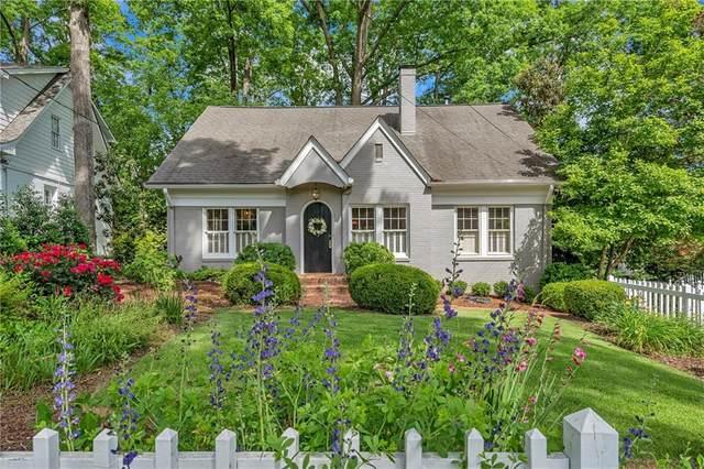 3929 N Stratford Road NE, Atlanta, GA 30342 (MLS #6677304) :: RE/MAX Paramount Properties