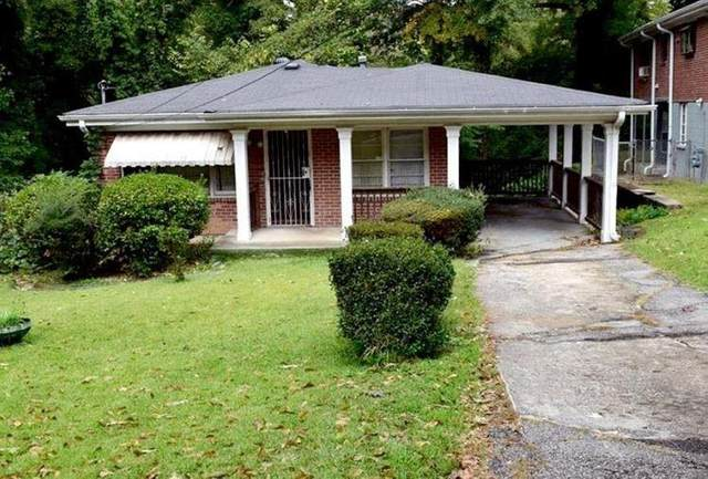 1417 Andrews Street NW, Atlanta, GA 30314 (MLS #6677306) :: North Atlanta Home Team
