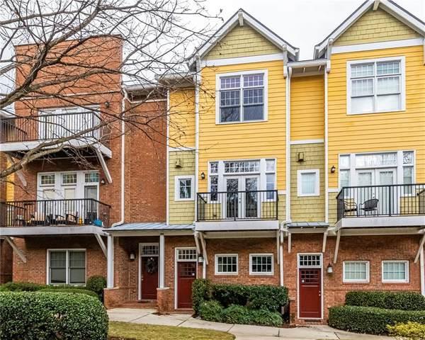 1258 Dekalb Avenue NE #104, Atlanta, GA 30307 (MLS #6677315) :: RE/MAX Prestige