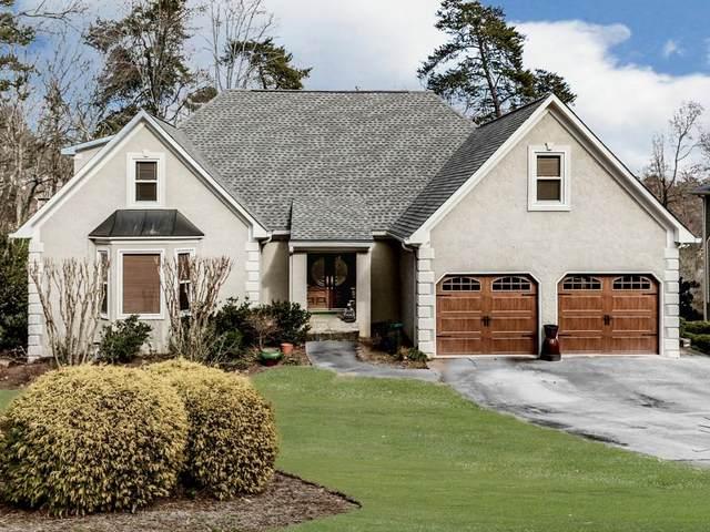 4510 N Slope Circle, Marietta, GA 30066 (MLS #6677317) :: North Atlanta Home Team