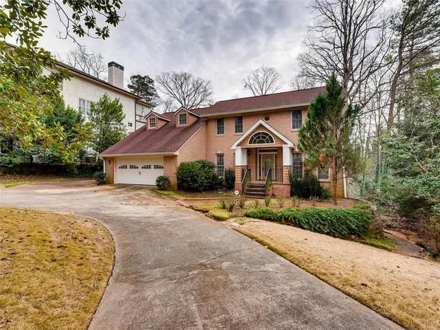 819 Loridans Drive NE, Atlanta, GA 30342 (MLS #6677330) :: RE/MAX Paramount Properties