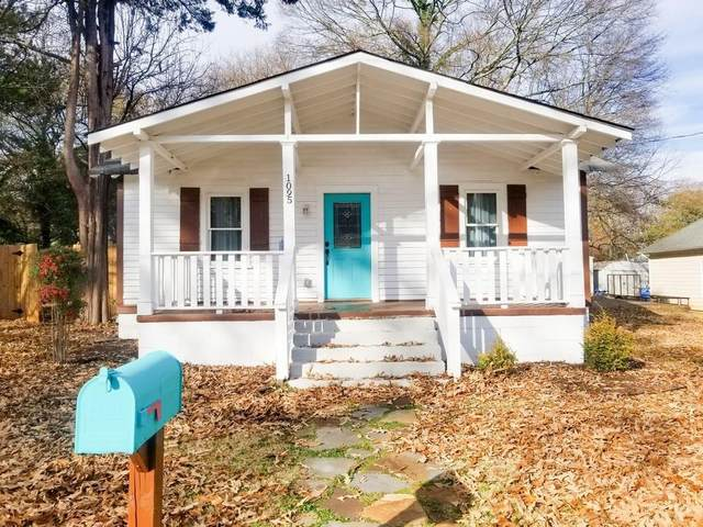 1095 Regent Street SW, Atlanta, GA 30310 (MLS #6677360) :: Kennesaw Life Real Estate