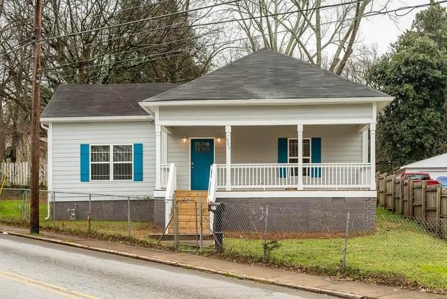 257 Claire Drive SE, Atlanta, GA 30315 (MLS #6677379) :: The North Georgia Group