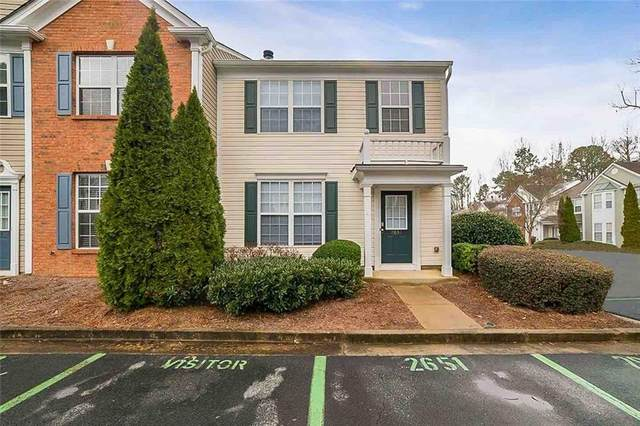 2651 Ashleigh Lane, Alpharetta, GA 30004 (MLS #6677413) :: North Atlanta Home Team