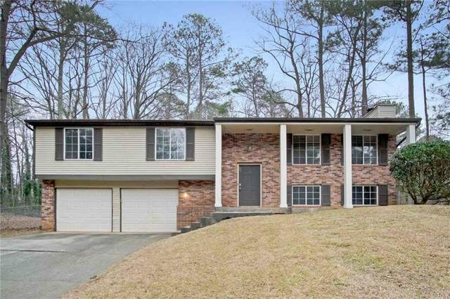735 Stoneside Court, Stone Mountain, GA 30083 (MLS #6677414) :: North Atlanta Home Team