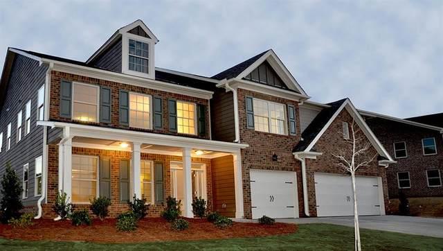 7595 Shady Maple Way, Stonecrest, GA 30038 (MLS #6677427) :: MyKB Partners, A Real Estate Knowledge Base