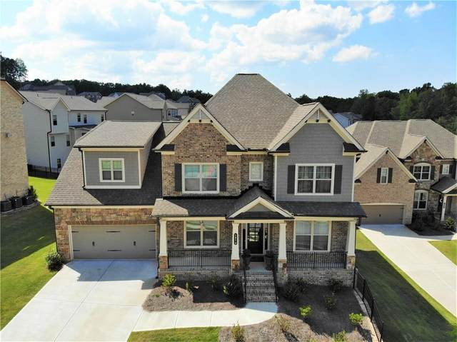 1870 Trinity Creek Drive, Dacula, GA 30019 (MLS #6677442) :: North Atlanta Home Team