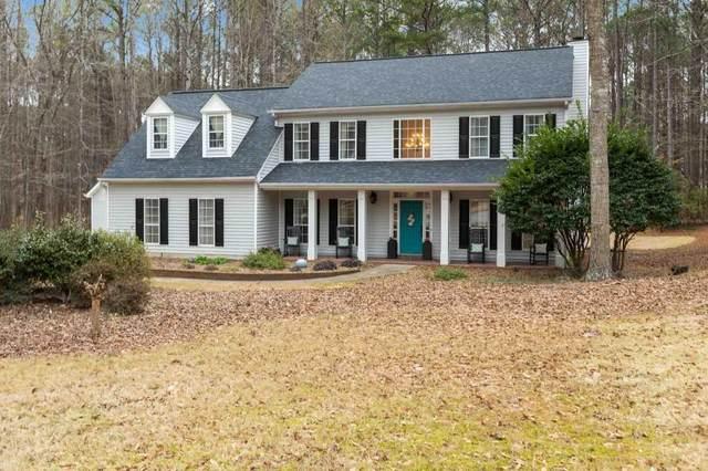 150 Mockingbird Trail, Peachtree City, GA 30269 (MLS #6677458) :: North Atlanta Home Team