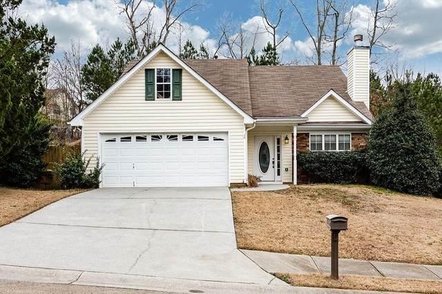 525 Hillcrest Cross Road, Canton, GA 30115 (MLS #6677462) :: RE/MAX Paramount Properties