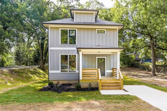 1706 Browning Street SW, Atlanta, GA 30314 (MLS #6677485) :: North Atlanta Home Team