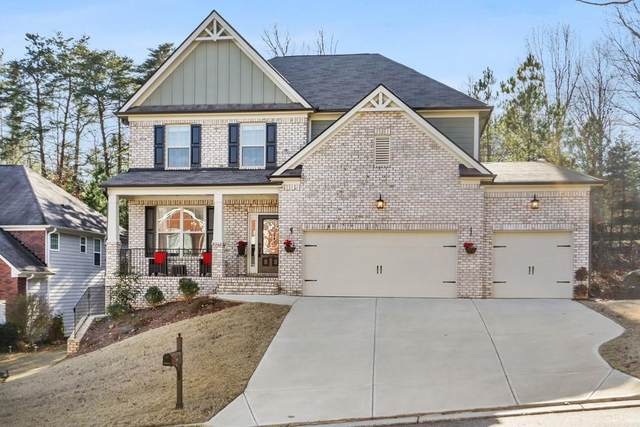 206 White Cloud Run, Canton, GA 30114 (MLS #6677493) :: RE/MAX Paramount Properties
