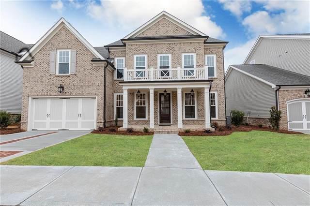 10205 Grandview Square, Johns Creek, GA 30097 (MLS #6677528) :: RE/MAX Paramount Properties