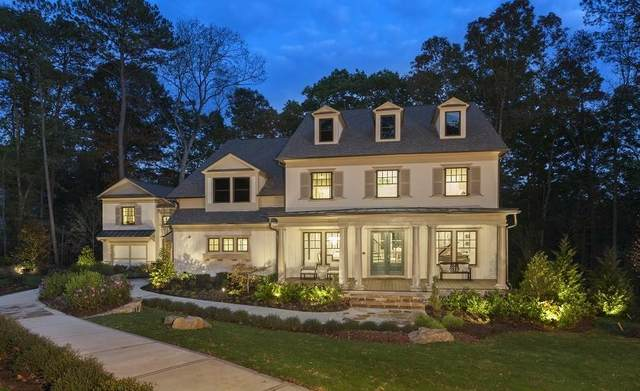120 Horizon Hill, Milton, GA 30004 (MLS #6677567) :: North Atlanta Home Team