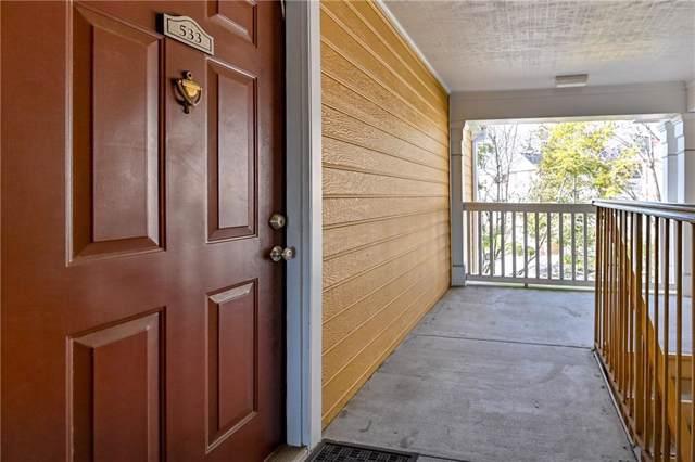 533 Bentley Place, Tucker, GA 30084 (MLS #6677578) :: RE/MAX Prestige