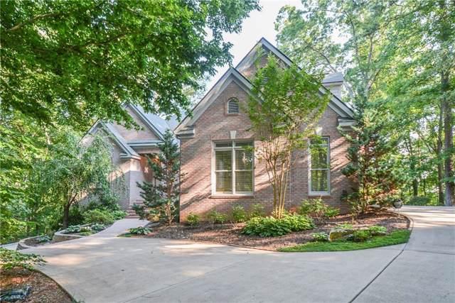 8915 Matt Highway, Ball Ground, GA 30107 (MLS #6677607) :: Path & Post Real Estate