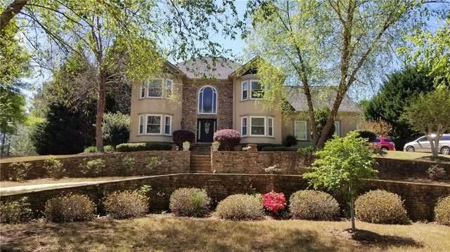 2401 Fairhaven Cove NE, Conyers, GA 30012 (MLS #6677613) :: MyKB Partners, A Real Estate Knowledge Base