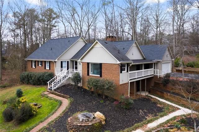 17 Woodcrest Drive SW, Cartersville, GA 30120 (MLS #6677629) :: North Atlanta Home Team