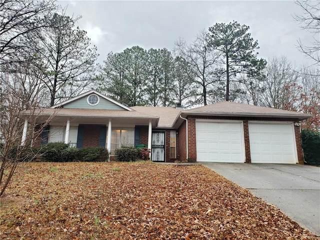 3110 Snapfinger Lane, Decatur, GA 30034 (MLS #6677663) :: North Atlanta Home Team