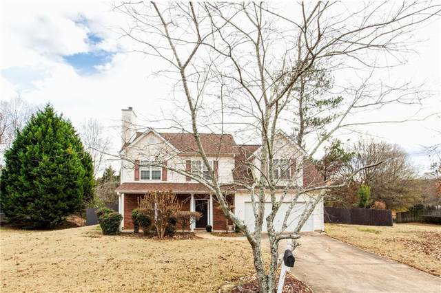 544 Bradford Park Court, Loganville, GA 30052 (MLS #6677698) :: Charlie Ballard Real Estate