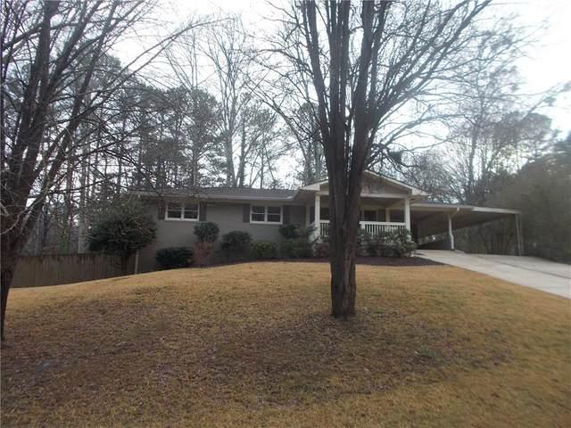 124 Pineland Drive SE, Smyrna, GA 30082 (MLS #6677715) :: Compass Georgia LLC