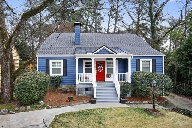 1885 Monroe Drive NE, Atlanta, GA 30324 (MLS #6677755) :: RE/MAX Prestige