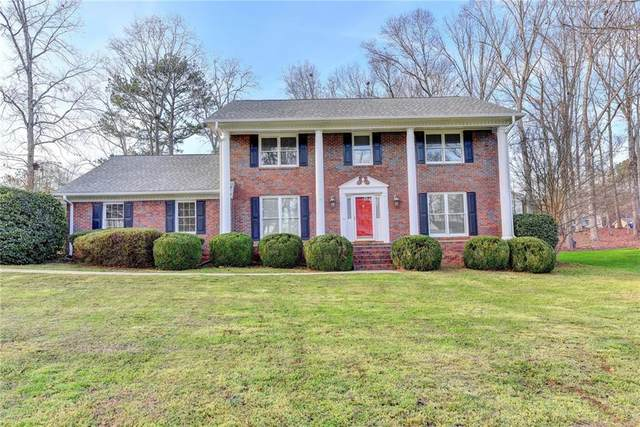3759 Honeycomb Drive SE, Conyers, GA 30094 (MLS #6677770) :: North Atlanta Home Team