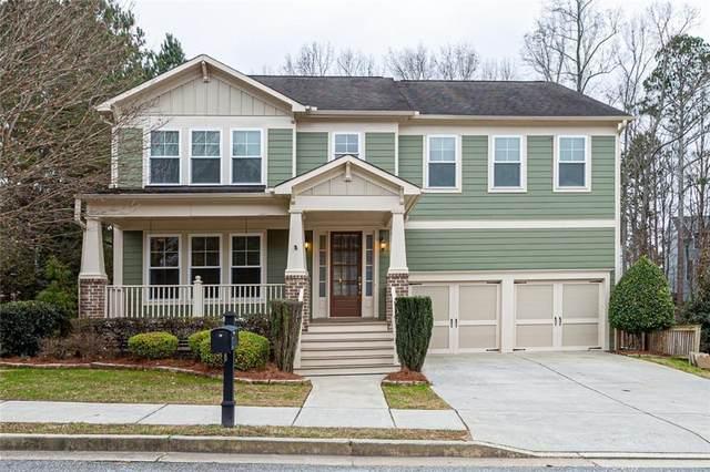 301 New Point Lane, Canton, GA 30114 (MLS #6677845) :: RE/MAX Paramount Properties