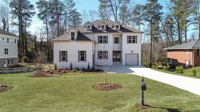 1417 Siesta Lane, Marietta, GA 30062 (MLS #6677875) :: North Atlanta Home Team