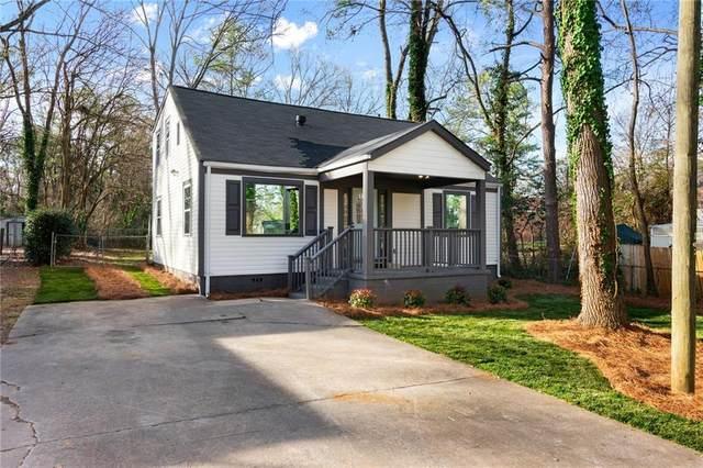 2235 Brunswick Avenue, Decatur, GA 30032 (MLS #6677897) :: Good Living Real Estate