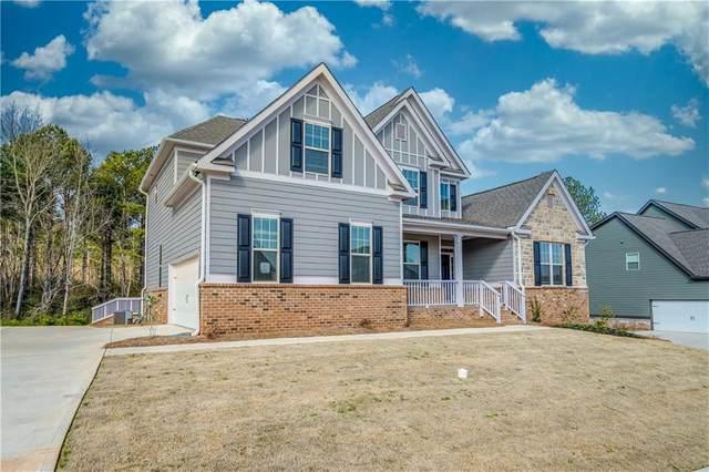 1628 Highland Creek Drive, Monroe, GA 30656 (MLS #6677900) :: The Heyl Group at Keller Williams