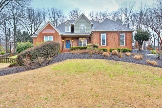 3804 Halisport Lane NW, Kennesaw, GA 30152 (MLS #6677913) :: Charlie Ballard Real Estate