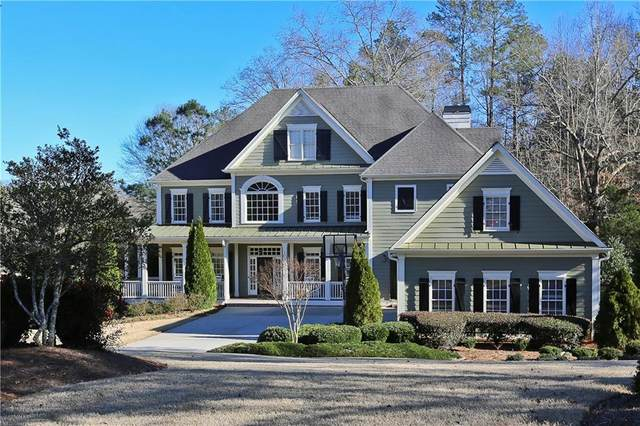 305 Oak Branch Court, Milton, GA 30004 (MLS #6677924) :: North Atlanta Home Team