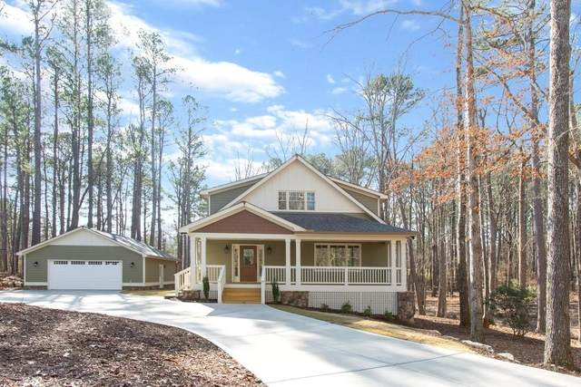 151 Cherokee Point Drive, Canton, GA 30114 (MLS #6677925) :: Path & Post Real Estate