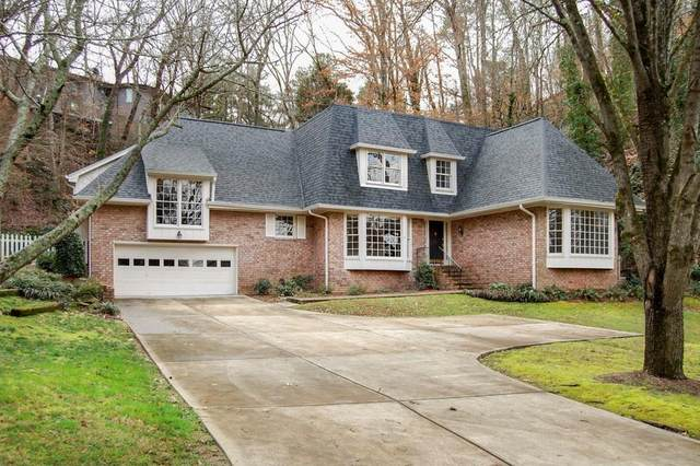960 Edgewater Drive, Sandy Springs, GA 30328 (MLS #6677958) :: Compass Georgia LLC