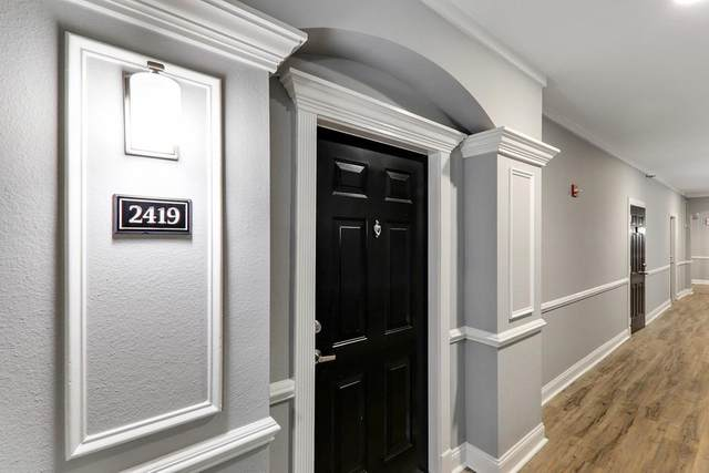 1850 Cotillion Drive #2419, Dunwoody, GA 30338 (MLS #6677981) :: Rich Spaulding