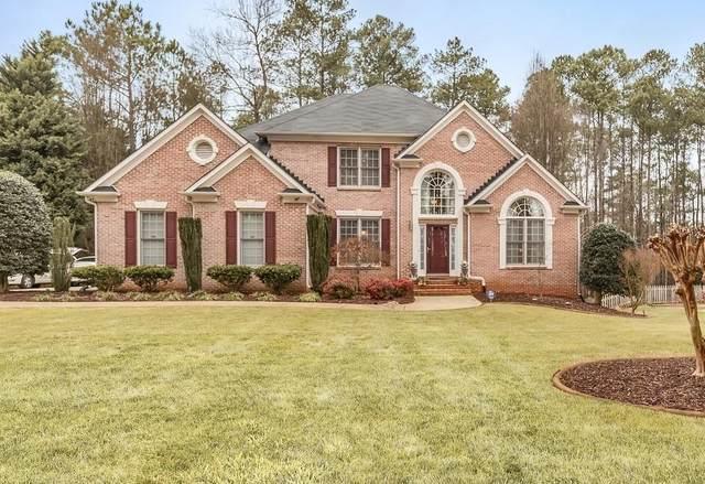2305 County Line Road NW, Acworth, GA 30101 (MLS #6678030) :: North Atlanta Home Team