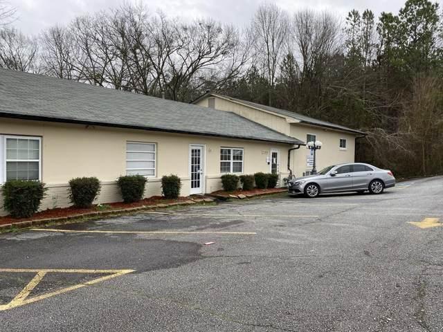 2288 Canton Road, Marietta, GA 30066 (MLS #6678055) :: RE/MAX Prestige
