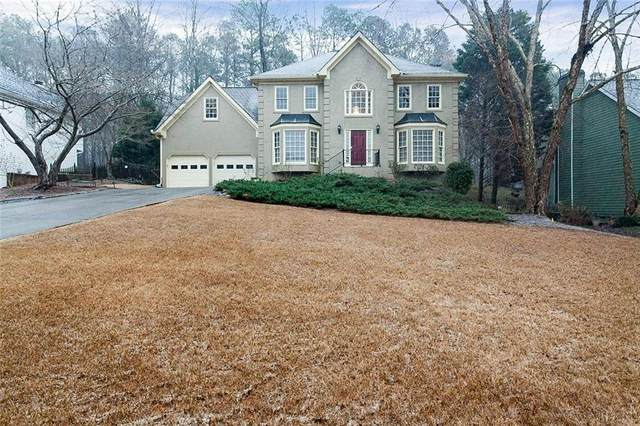 2012 Greyfield Drive NW, Kennesaw, GA 30152 (MLS #6678059) :: Kennesaw Life Real Estate