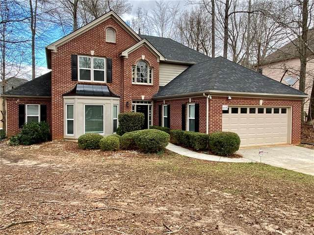 7368 Harbor Cove Lane, Stone Mountain, GA 30087 (MLS #6678080) :: North Atlanta Home Team