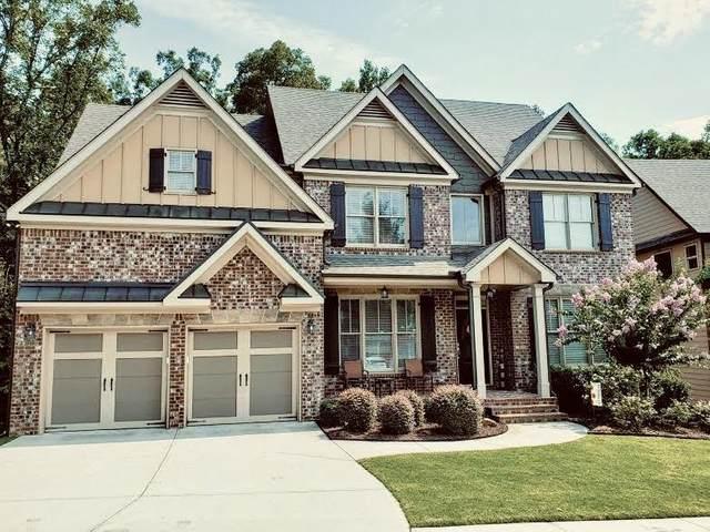 4510 Sierra Creek Drive, Hoschton, GA 30548 (MLS #6678100) :: Good Living Real Estate