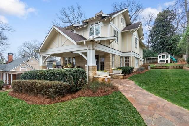 1023 Mclynn Avenue NE, Atlanta, GA 30306 (MLS #6678140) :: RE/MAX Paramount Properties
