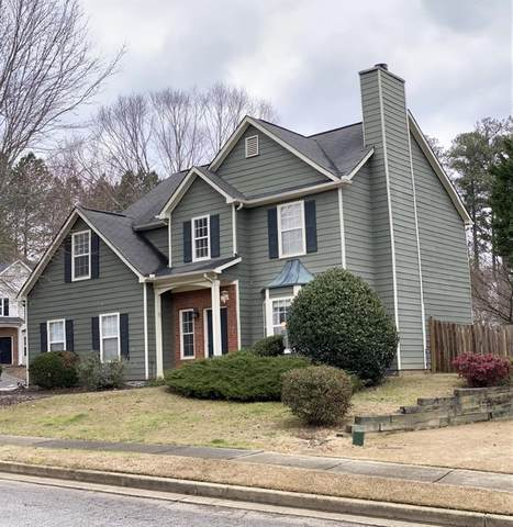3907 Keystone Ridge NW, Acworth, GA 30101 (MLS #6678167) :: North Atlanta Home Team