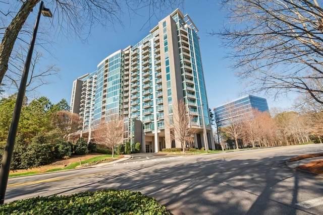3300 Windy Ridge Parkway SE #1610, Atlanta, GA 30339 (MLS #6678190) :: RE/MAX Paramount Properties