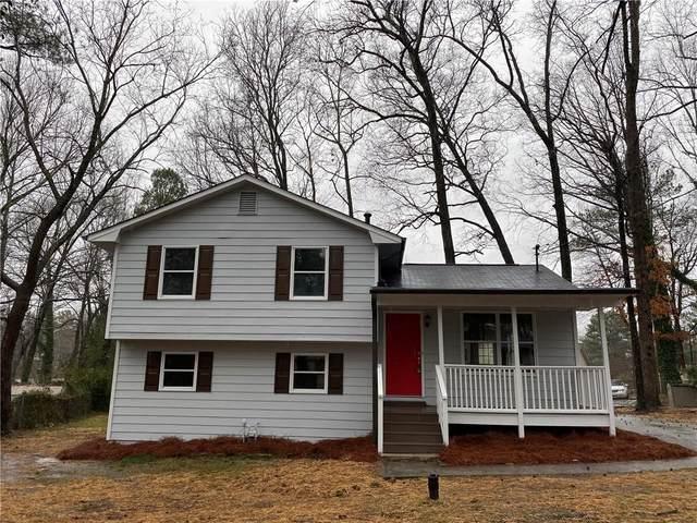 141 Hemlock Circle, Lawrenceville, GA 30046 (MLS #6678227) :: North Atlanta Home Team
