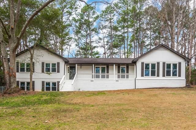 2749 Fieldstone Drive SE, Conyers, GA 30013 (MLS #6678241) :: North Atlanta Home Team