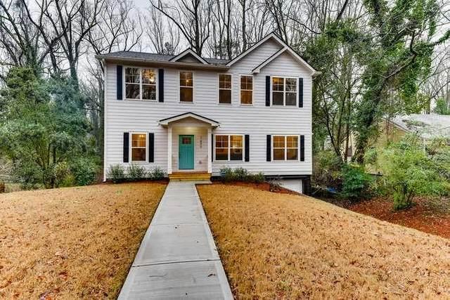 1650 S Olympian Way SW, Atlanta, GA 30310 (MLS #6678258) :: MyKB Partners, A Real Estate Knowledge Base