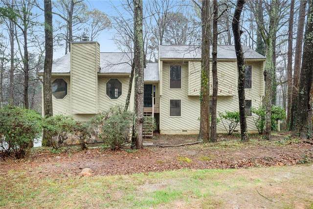 5188 Rockbridge Drive, Stone Mountain, GA 30087 (MLS #6678268) :: The Cowan Connection Team