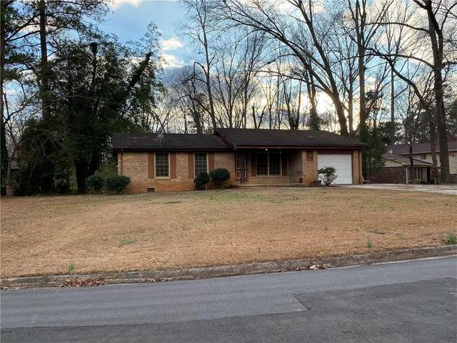 2561 Appomattox Drive, Decatur, GA 30034 (MLS #6678277) :: The Cowan Connection Team