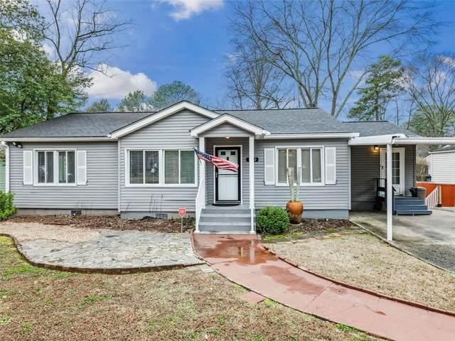 1140 Vista Trail NE, Atlanta, GA 30324 (MLS #6678313) :: RE/MAX Paramount Properties