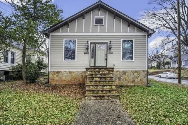 1506 Mecaslin Street NW, Atlanta, GA 30309 (MLS #6678330) :: Good Living Real Estate